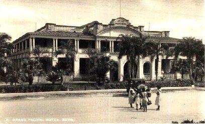 The Grand Pacific Hotel