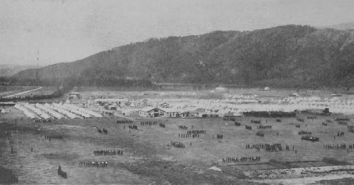 Trentham Camp