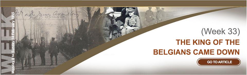 Monday 8 to Sunday 14 February 1915