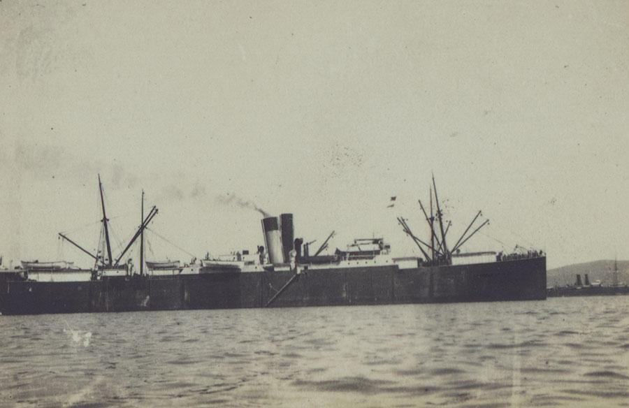 SS Mercian