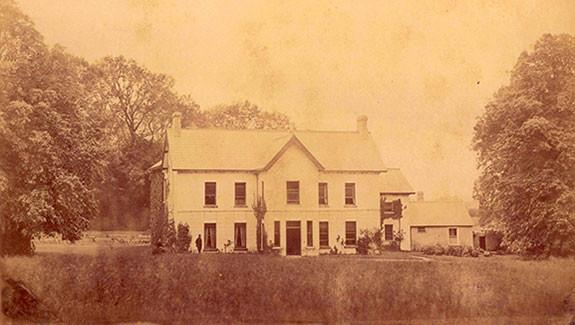 Moyaliffe Castle c. 1890s