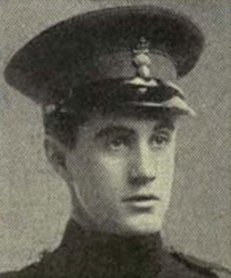 Lieutenant Roger Owen Birkbeck Wakefield