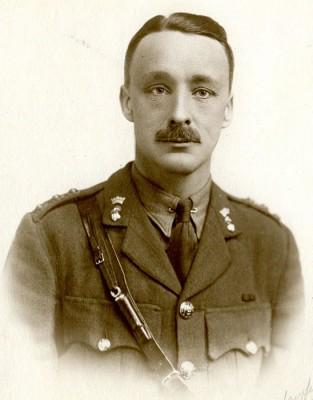 Colonel Redmond Barry 'Algie' Neill