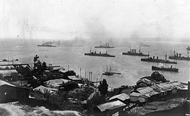 Scharnhorst, Gneisenau and Nurnberg