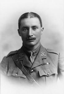 Lieutenant Colonel Eustace Shearman