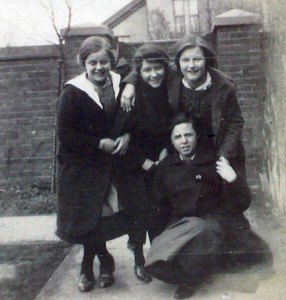 Lisalie's school friends