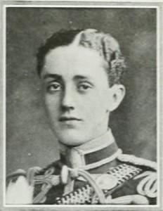 Captain Arthur 'Pic' Annesley