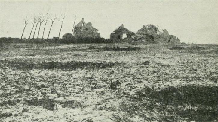 St Eloi Battlefield