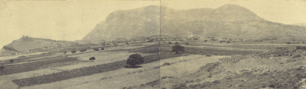 The hills at Imbros