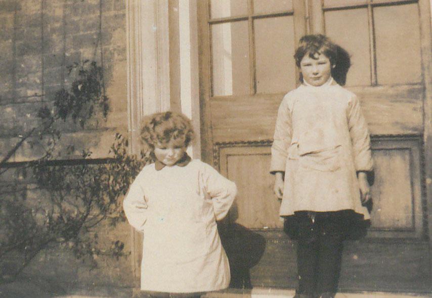 Winstanley children