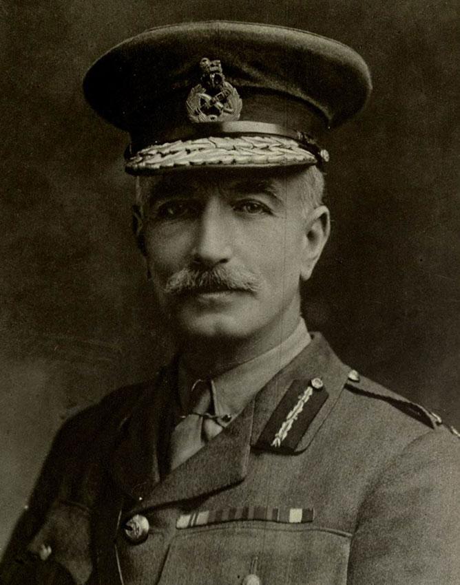 Lieutenant General Sir William Raine Marshall