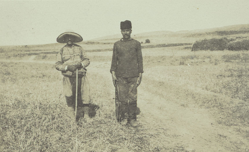 Natives of Greece