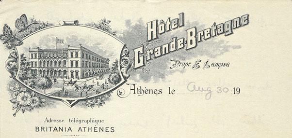 Hotel Grande-Bretagne