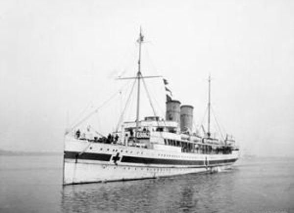 Hospital Ship Anglia