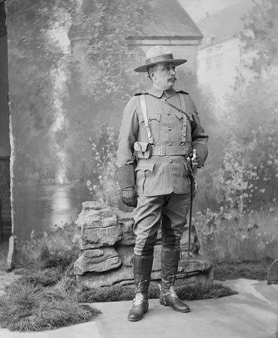 Sir Samuel Benfield Steele