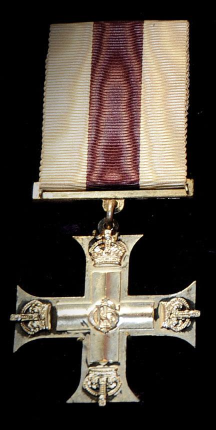 Pat's Military Cross