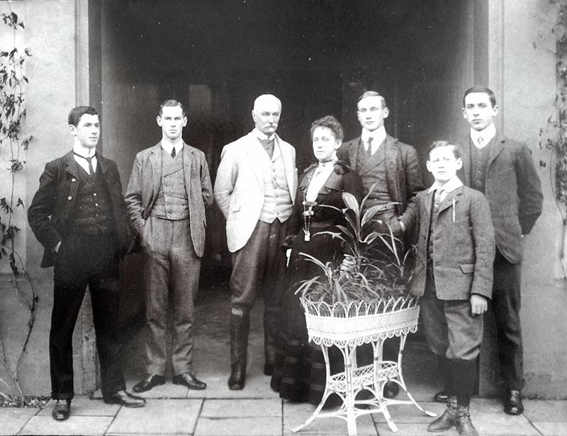 The Boddam-Whetham family