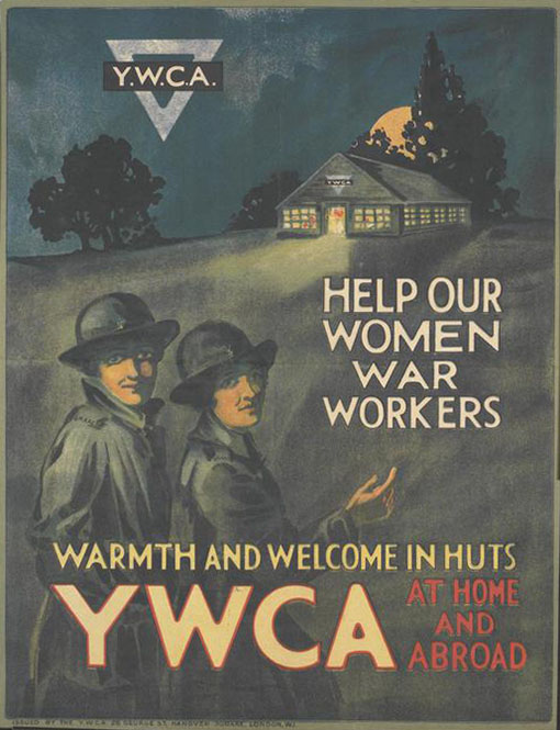 """Help Our Women War Workers"""