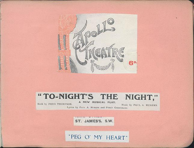 """Tonight's the Night"""