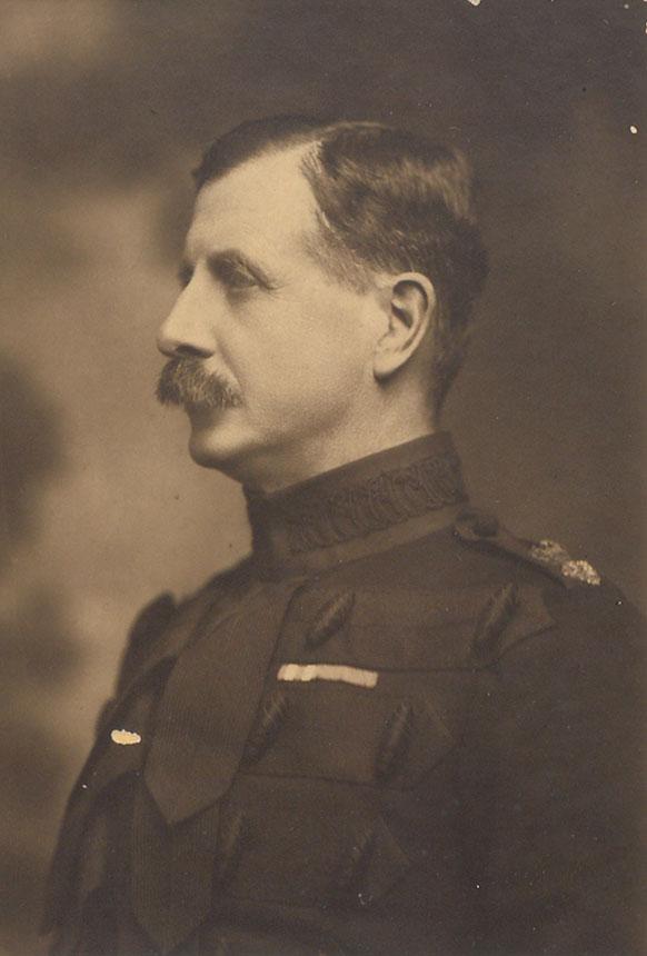 Colonel Douglas Proby
