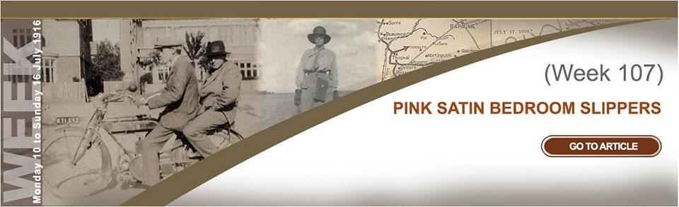Monday 10 to Sunday 16 July 1916