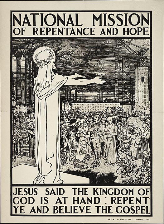 National Mission of Repentance and Hope