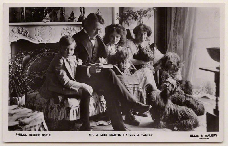 The Martin-Harvey family