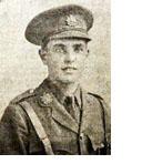 image of 2nd Lieutenant Frank Stanley Layard